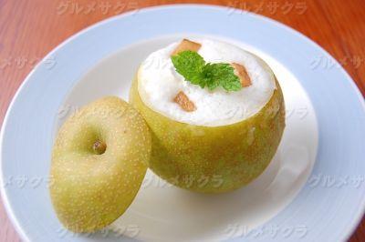 ☆梨のフルーリー