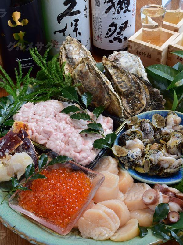 北海道産食材祭り
