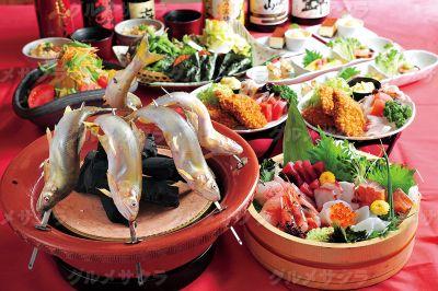 季節の旬食材「鮎」が楽しめるコース登場!