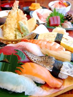 2000円寿司コース