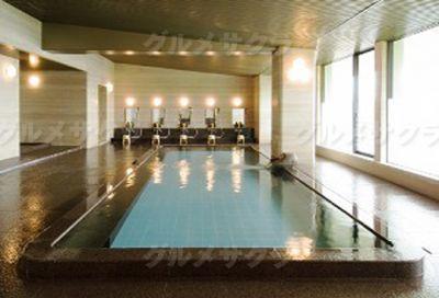 松風庵ご利用の方は、展望大浴場の入浴が無料!※詳しくはホテル会場にて