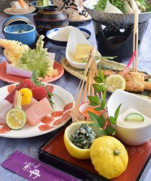 日本料理 紫丹