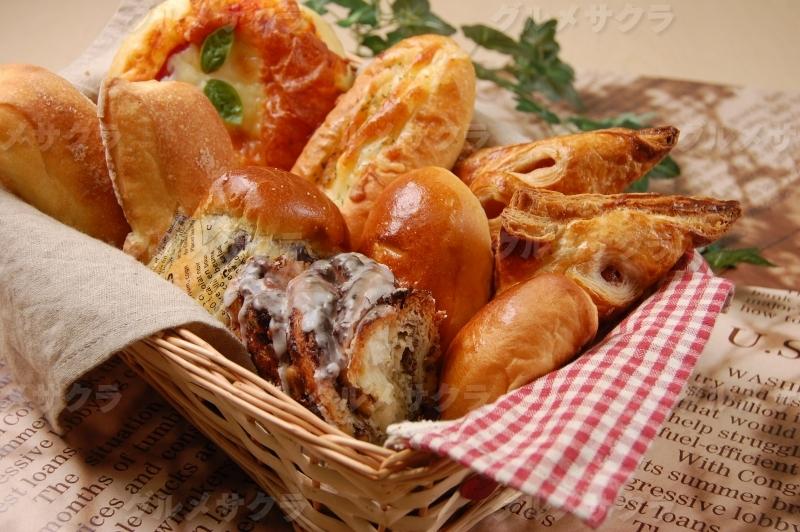 「歯切れのいい」ふっくら美味しいパン