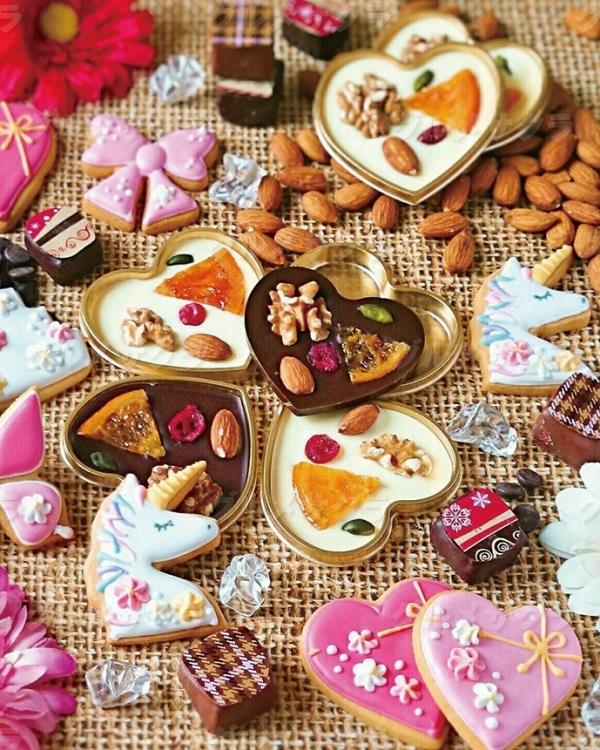 季節限定チョコレート。1個から購入OK!