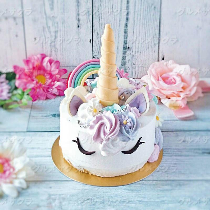 ご要望に合せたケーキで素敵な1日を演出します。
