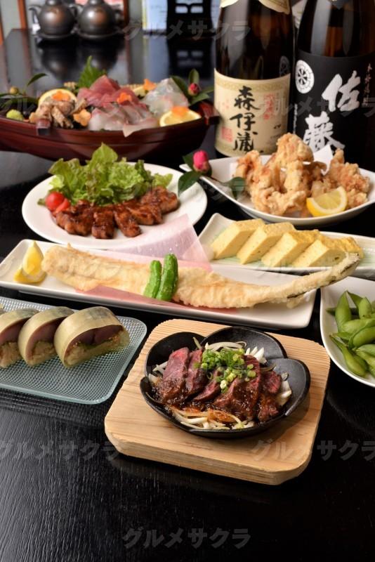 食材の美味さを引き出す和食の基本が活きています。