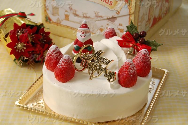クリスマスケーキサンプル