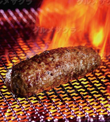 極み炭焼きがんこハンバーグ