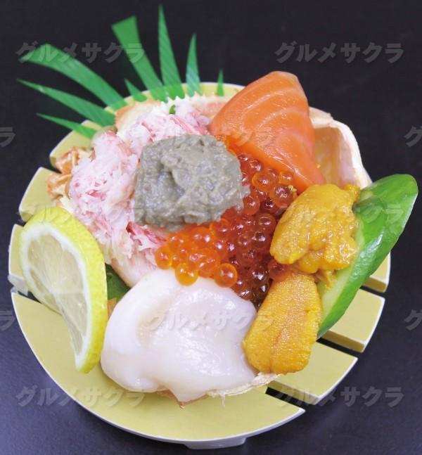 北海甲羅寿司