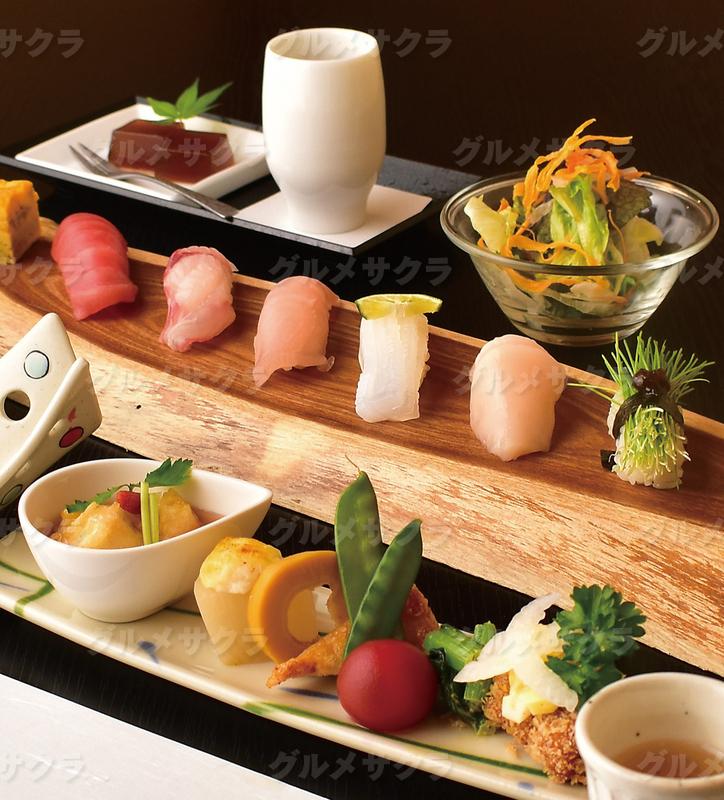 心を込めて握る最高の寿司体験